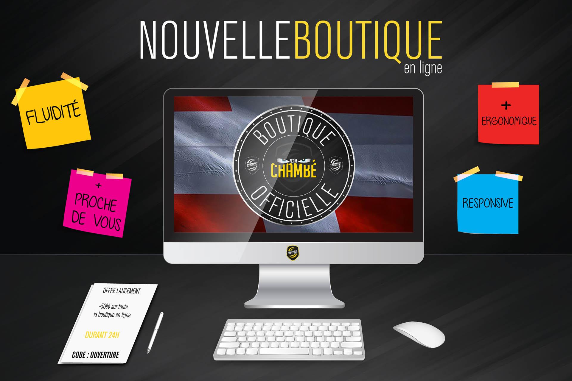 boutique en ligne crée par Dana13