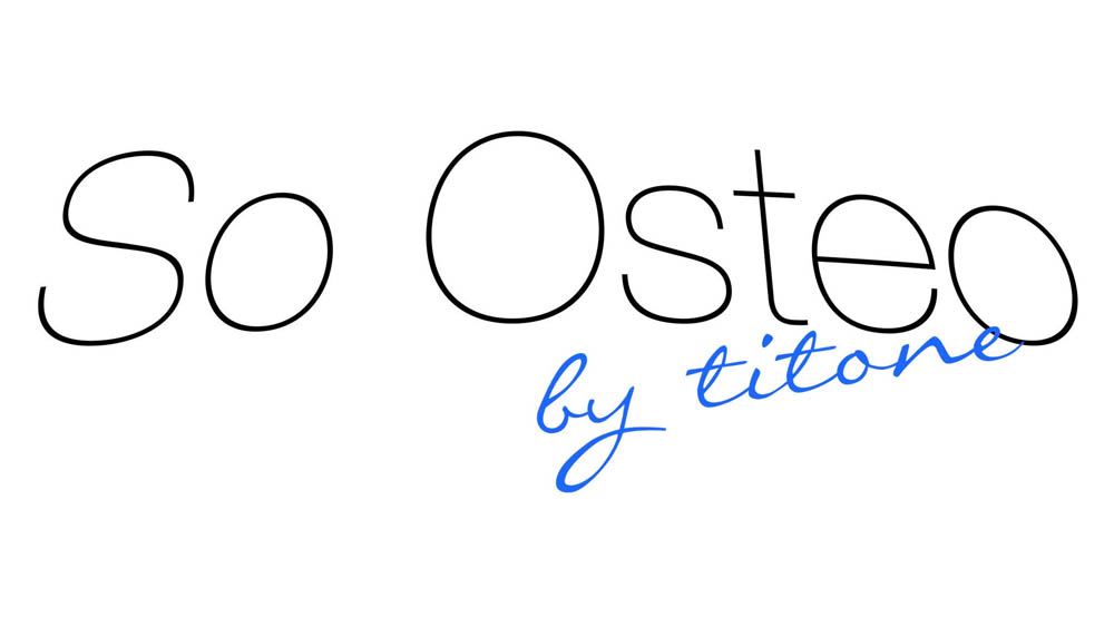 SO OSTEO BY TITONE